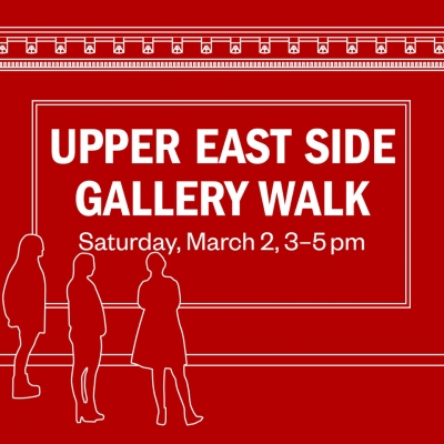 ADAA Upper East Side Gallery Walk