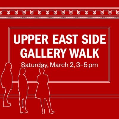 ADAA Upper East Side Gallery Walk