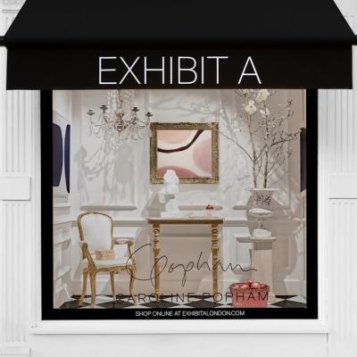 Caroline Popham x Maison Artefact