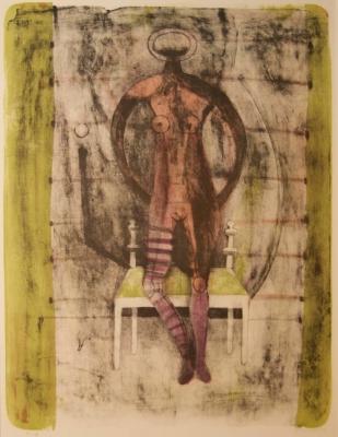 Rufino Tamayo: Mujeres