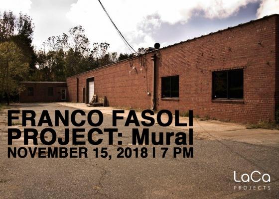 Franco Fasoli Project: MURAL