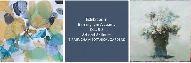 Exhibition in Birmingham Alabama