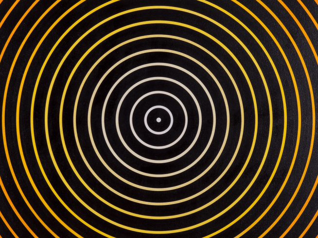 Moving Vision: Op and Kinetic Art from the Sixties and Seventies @ Oklahoma City Museum of Art