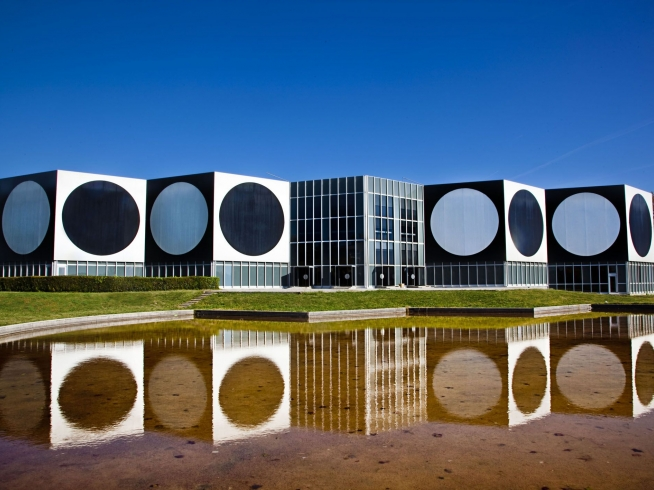 Sud-Est, le constructivisme en héritage: Europe de l'Est et Amérique du Sud @  Fondation Vasarely, Base en Aix-en-Provence
