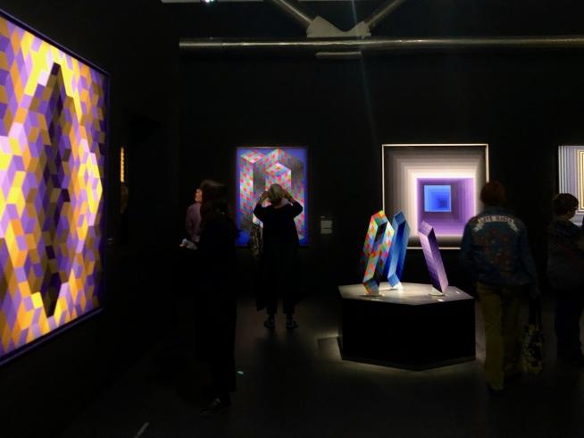 Victor Vasarely. Le Partage des Formes @ Centre Pompidou, Paris