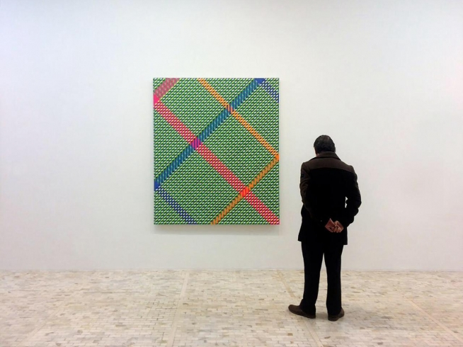 Paul Muguet @ Bienal de pintura Rufino Tamayo, Mexico City