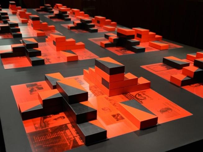 PATRICK HAMILTON @ MUSEO NACIONAL DE ARTE REINA SOFÍA