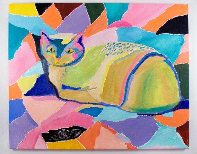 Jennifer Sullivan   House Cat Extended Through September 6, 2015