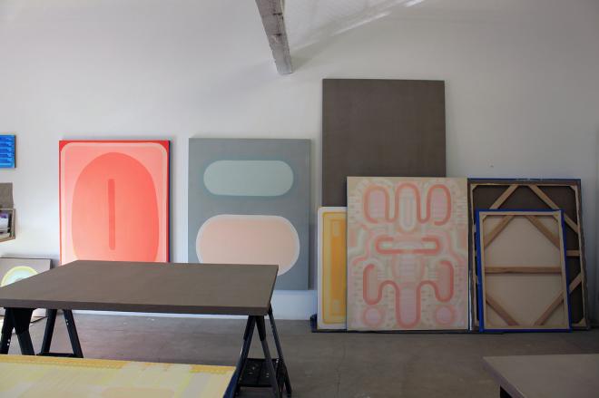 Lily Stockman - Studio Visit