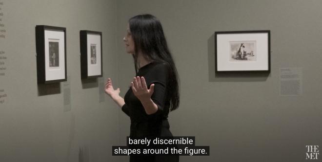 Monika Weiss On Francisco Goya   Artists on Artworks   THE METROPOLITAN MUSEUM OF ART