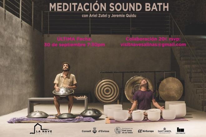 Meditation Sound Bath