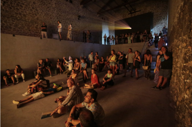 ​New Bill Viola exhibition this summer on the Island of Ibiza