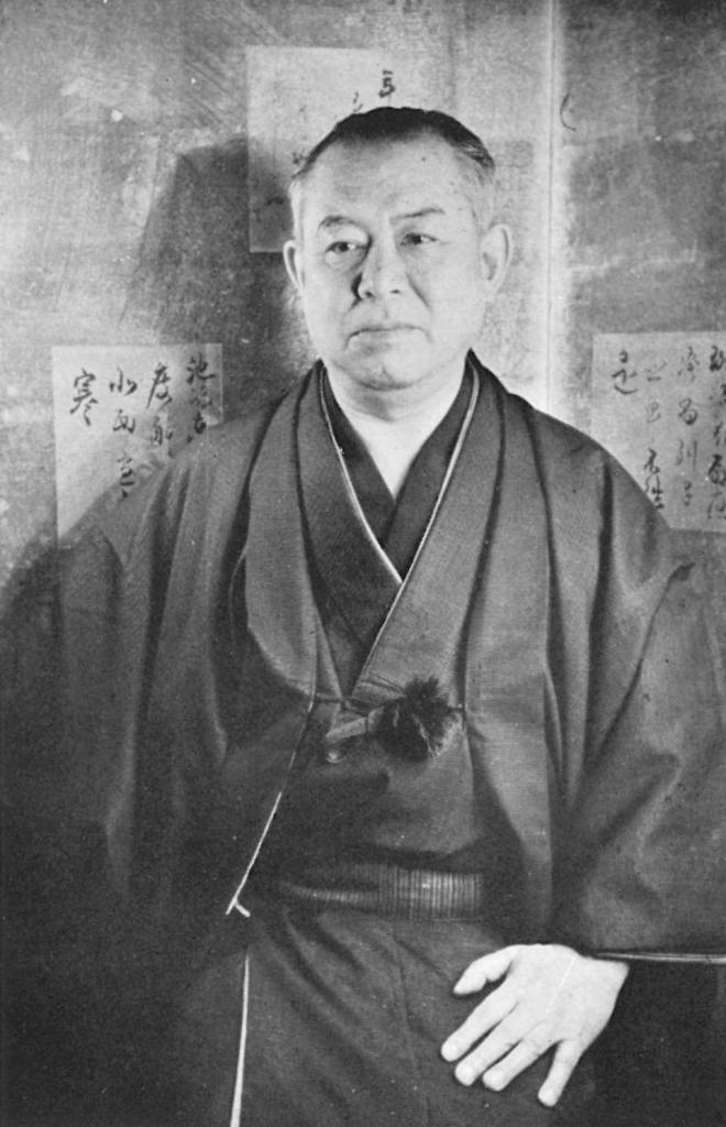 Jun'ichirō Tanizaki (谷崎 潤一郎 Tanizaki Jun'ichirō, 24 July 1886 – 30 July 1965)