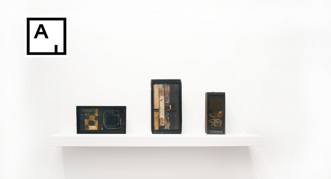 Unseen Work by Hannelore Baron