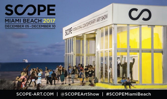 Scope Miami Beach, 2017