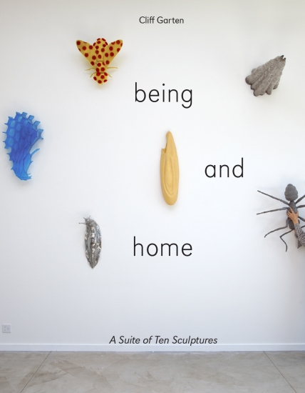 being and home, a suite of ten sculptures