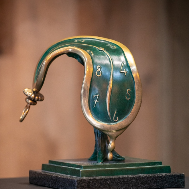 HG Contemporary and Philippe Hoerle-Guggenheim present works by Salvador Dalí in Napa Valley