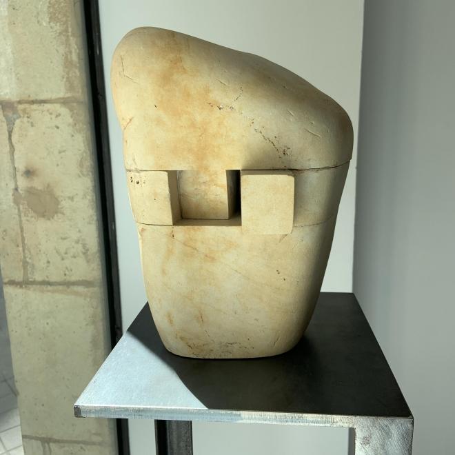Torso by Alberto Bañuelos at Hg Contemporary Madrid