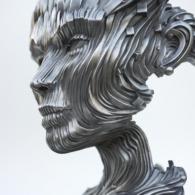 Flowing Sculptures of Gil Bruvel, By Jennifer Gori