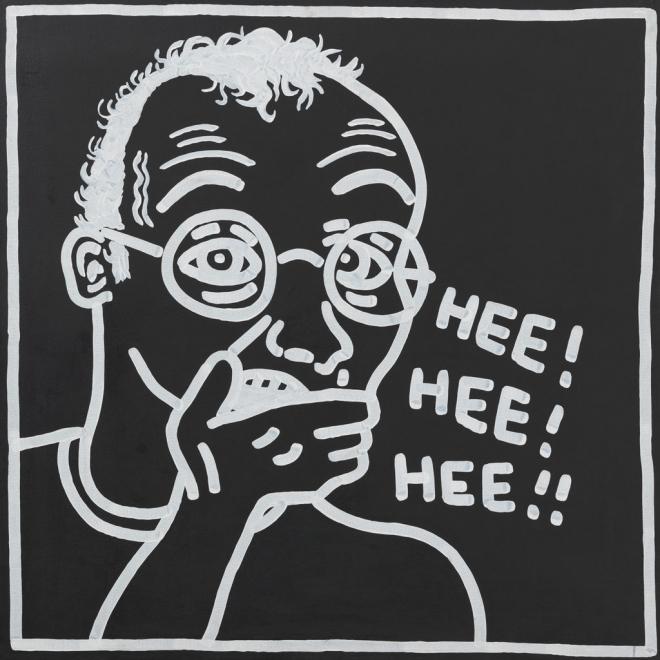 Keith's Haring's Secret Language
