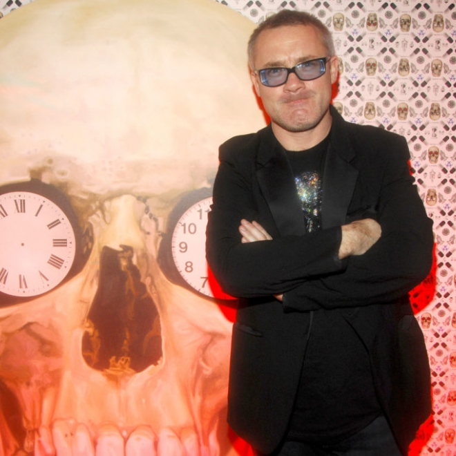 ARTNET | Damien Hirst Is Taking Over One of Gagosian's London Galleries