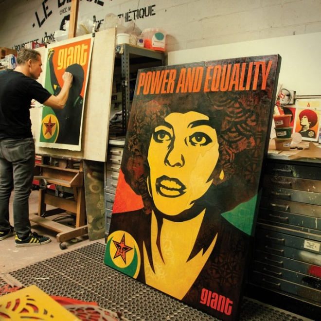 Interview: Shepard Fairey Looks Back at 30 Years of Dissent—and Forward to the Coming Election