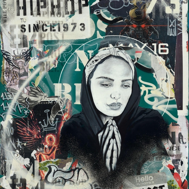 Morris Museum | On and Off the Streets: Urban Art New Jersey