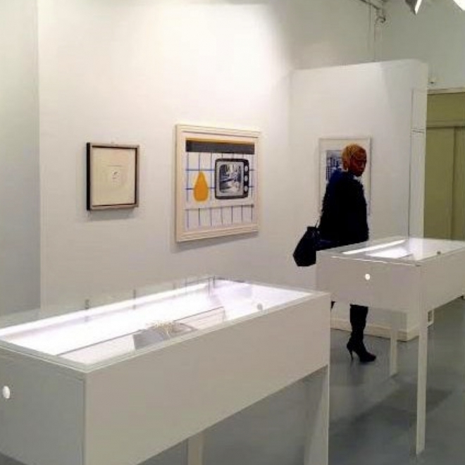 Artistic Treasures on View at the Ierimonti Gallery