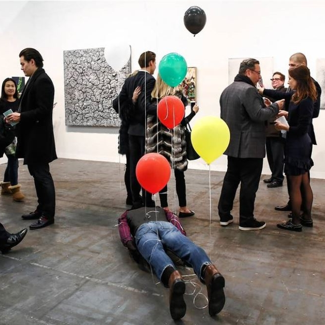 The Wild, Crazy-and-Risky-World of International Art Fairs