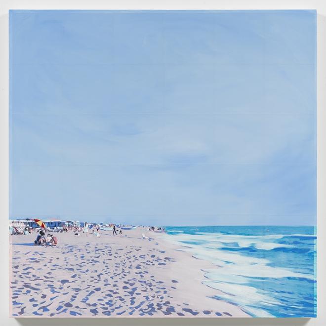 Isca Greenfield-Sanders: Ocean's Edge