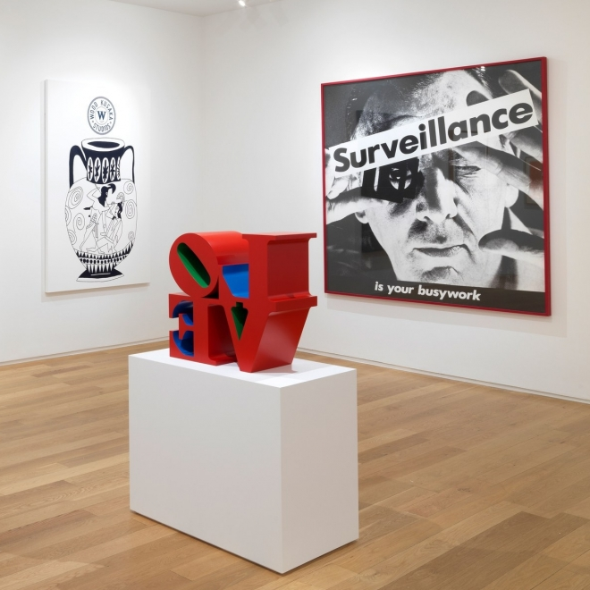 Alexander Berggruen | Tour the New NYC Art Gallery Industry Insiders Have Their Eyes On