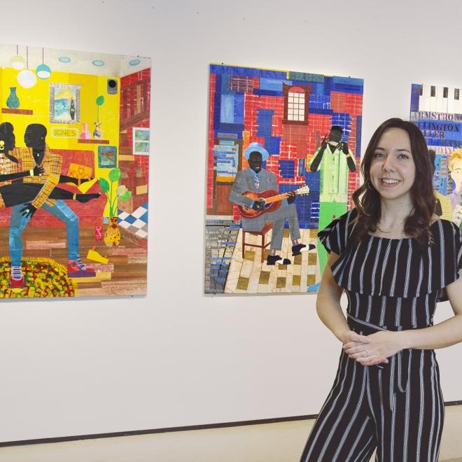 Meet the New Gallery Director   Victoria Steel
