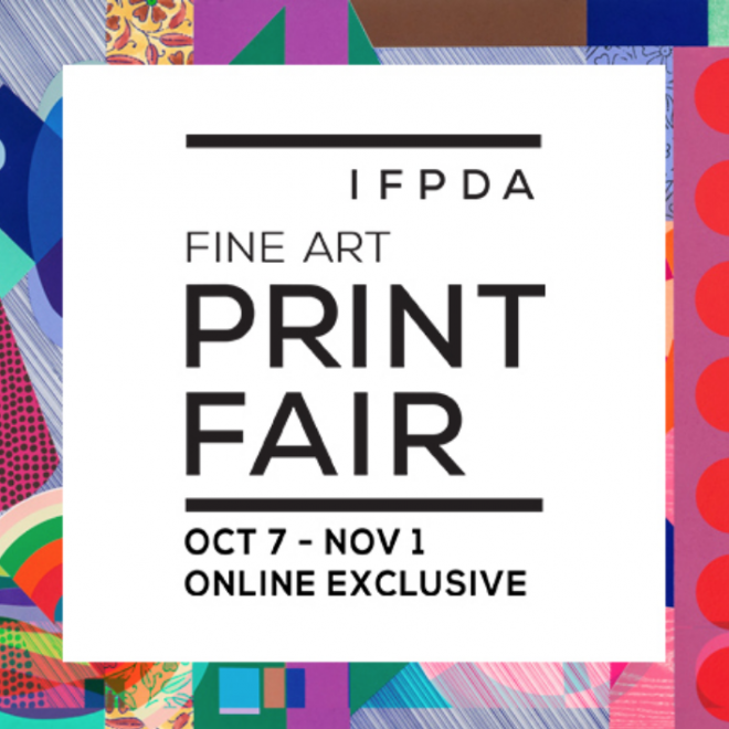 IFPDA Fine Art Print Fair Fall 2020