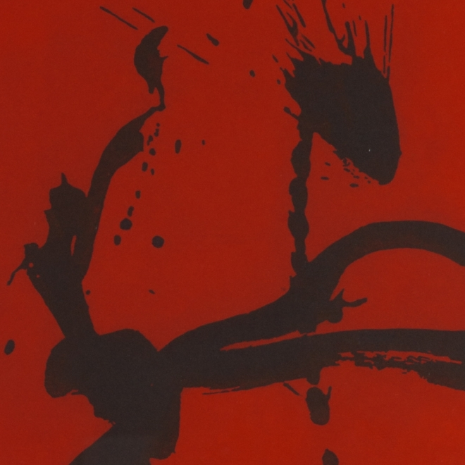 Robert Motherwell | In Red