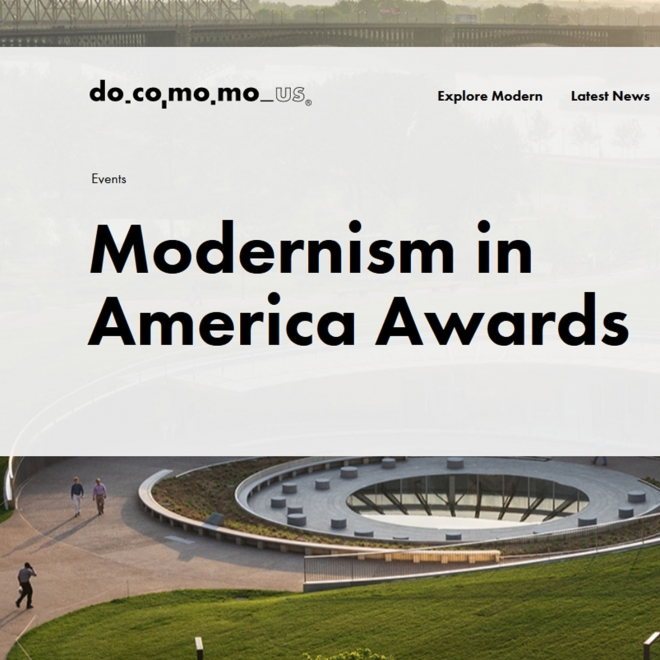 MUSEUM AT THE GATEWAY ARCH WINS AWARD
