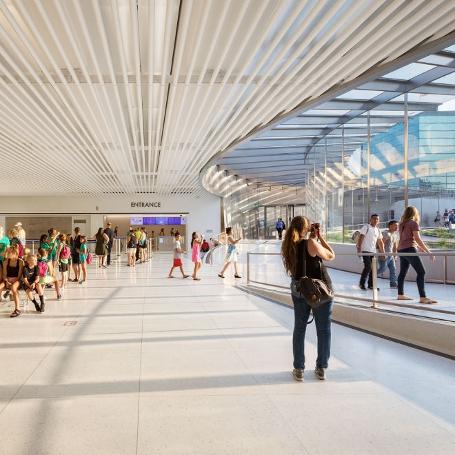 MUSEUM AT GATEWAY ARCH AWARDED LEED GOLD
