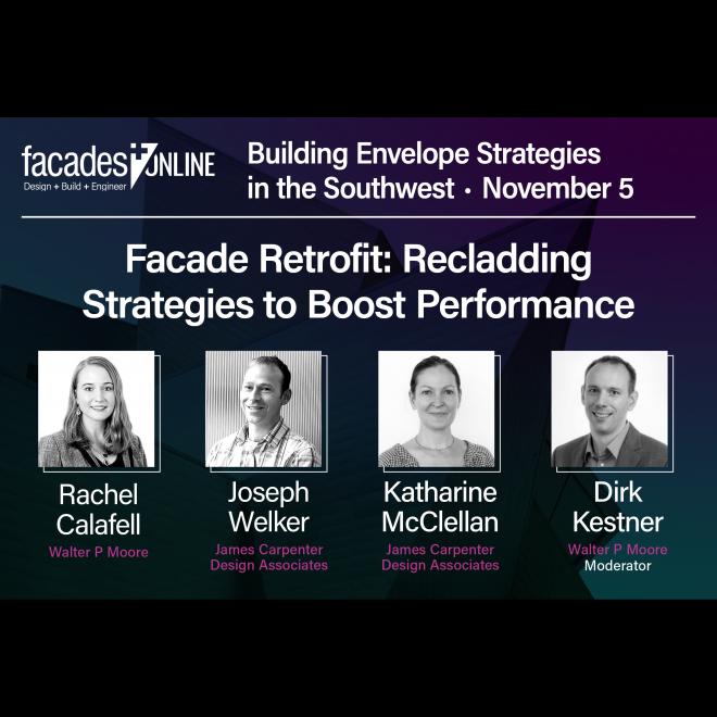 FAÇADE RETROFIT: BUILDING ENVELOPE STRATEGIES IN THE SOUTHWEST