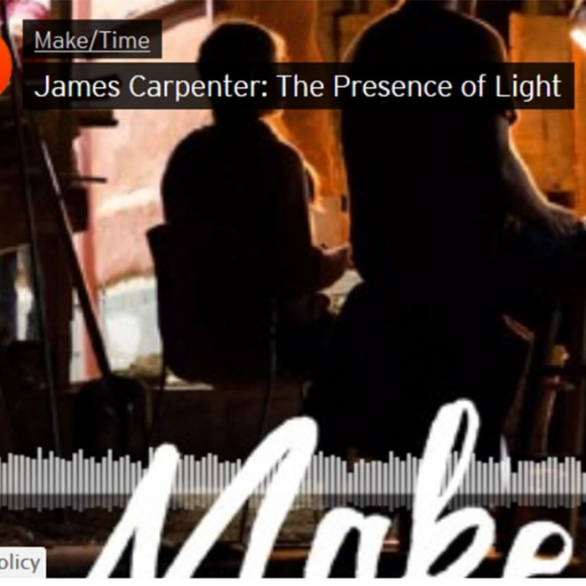 INTERVIEW WITH JAMES CARPENTER