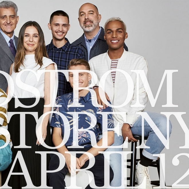 NORDSTROM MEN'S STORE NYC OPENS APRIL 12