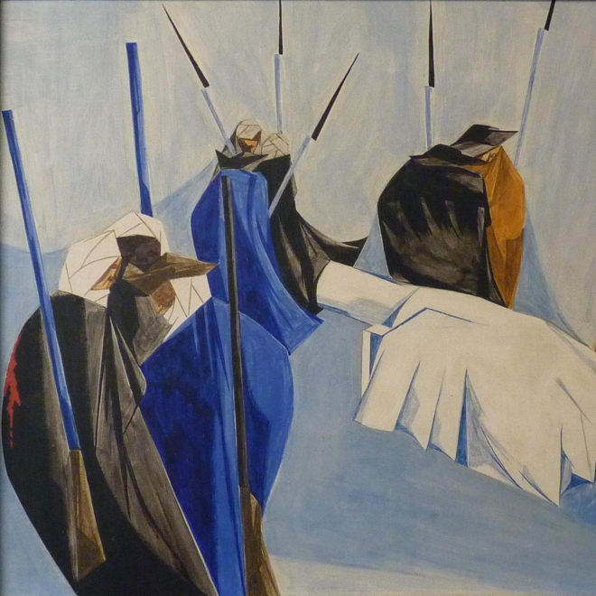 A Conversation with Randall Griffey, PhD on Jacob Lawrence: The American Struggle