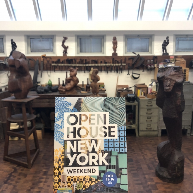 Open House New York Weekend 2018