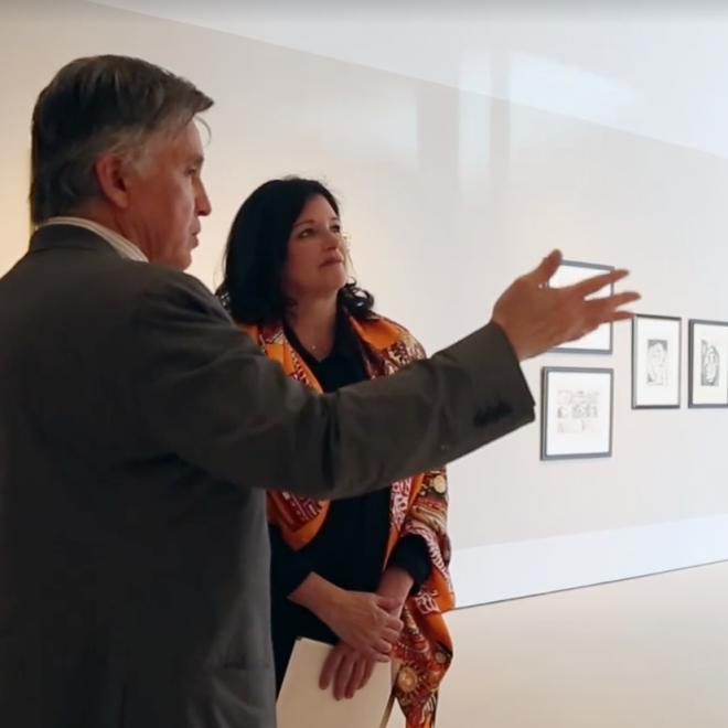 Weingarten Art Group Picasso Overview Video