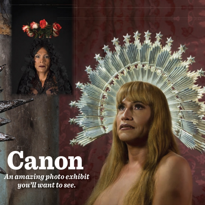 Canon: An amazing photo exhibit you'll want to see