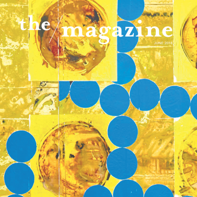 Shane Tolbert Interview & Cover Story With The Magazine, Santa Fe