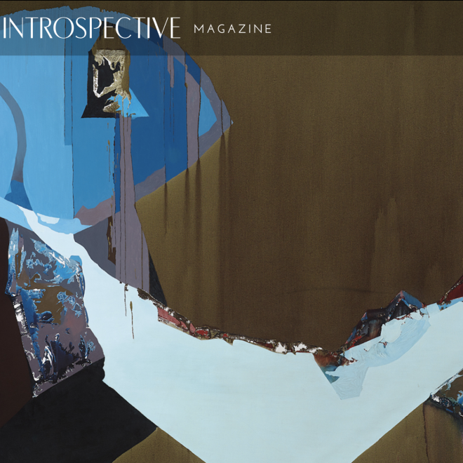 """""""Dorothy Hood's Boundless Abstractions are Back with a Fierceness"""" in Introspective Magazine"""