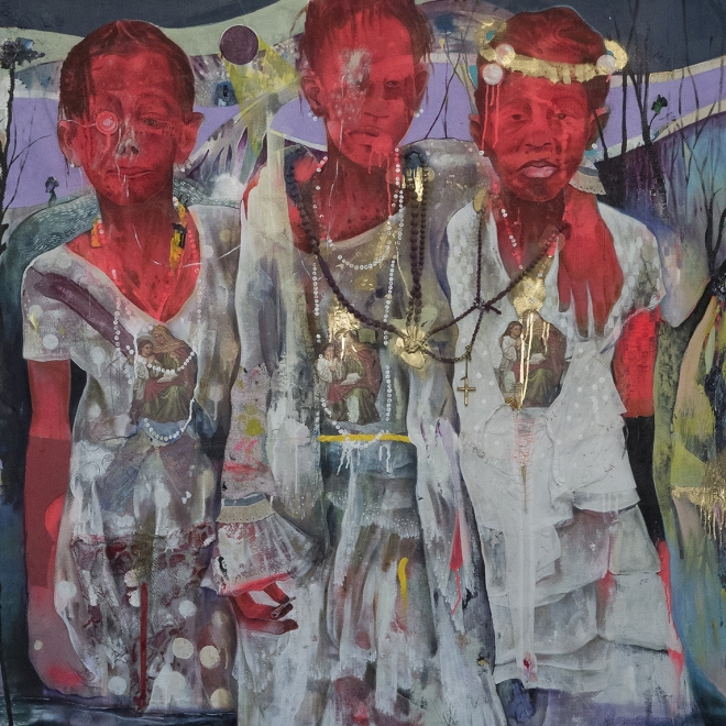 CURRENT: Lavar Munroe Exhibiting at the Museum of the African Diaspora