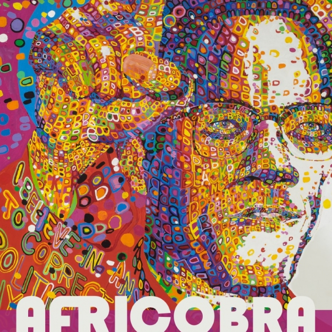 Signed copies of Wadsworth Jarrell's AFRICOBRA: Experimental Art toward a School of Thought Available For Pre-Order Now