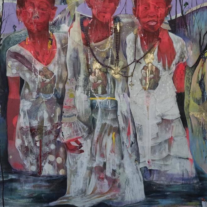 CURRENT: Lavar Munroe Exhibiting at the Museum of the African Diaspora