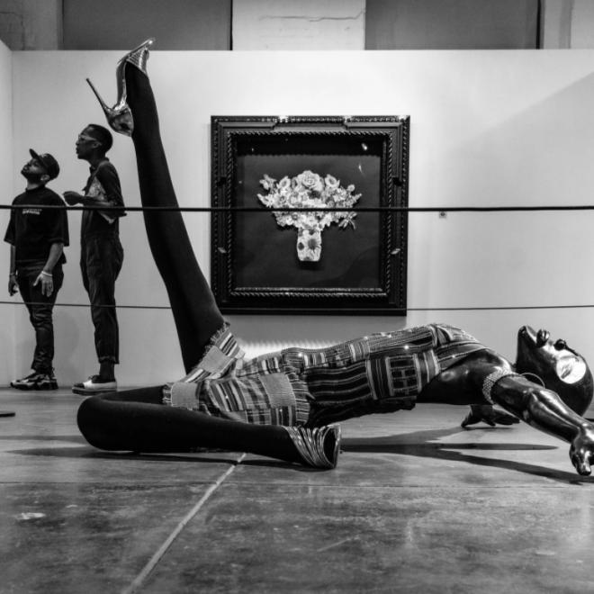 The New York Times Dives into Rashaad Newsome's Champion Art Ball