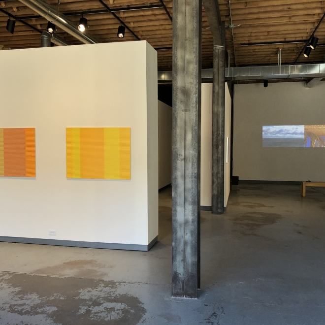 Current Exhibition: A Warm Reset, versions 1 and 2 (gallery and invited artists)